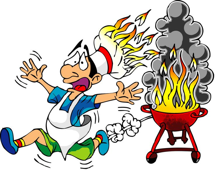 Fire clipart kitchen fire. Extinguisher animation panda free
