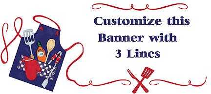 Barbecue clipart banner. Personalized theme banners party