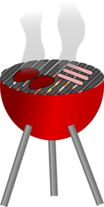 Grill clipart. Barbecue clip art at