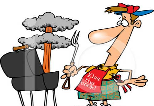 Barbecue clip art royalty. Bbq clipart illustration