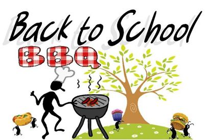 Barbecue clipart school. Back to bbq thank