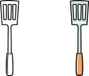 Bbq clipart spatula. Search results for clip