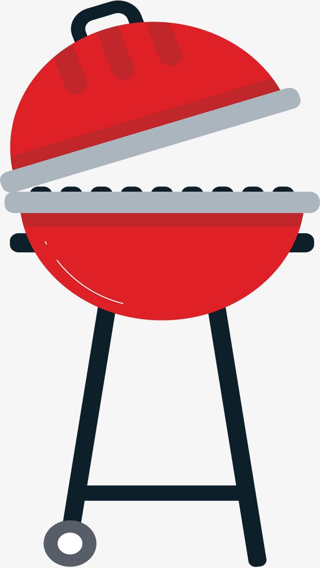Grill design barbecue furnace. Bbq clipart stove