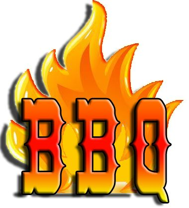 Bbq clipart word.  best images on