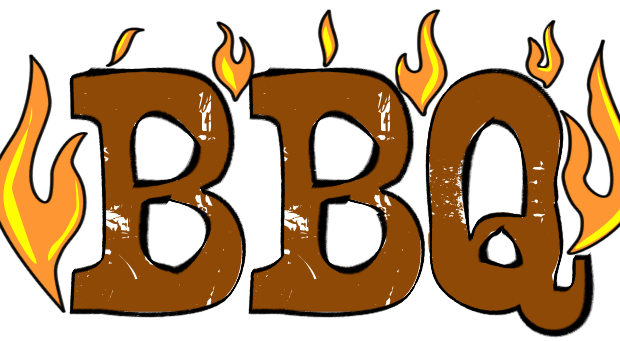 Panda free images info. Bbq clipart word