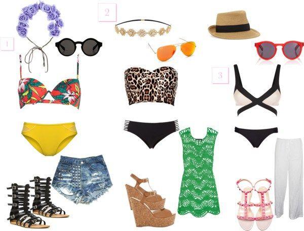 best summer pool. Beach clipart attire