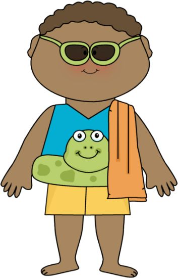 Beach clipart attire.  best clothing images