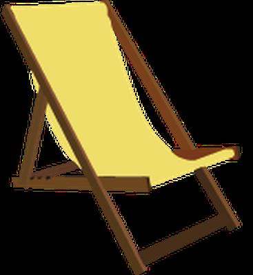 Beach clipart beach chair. Summer set the arts