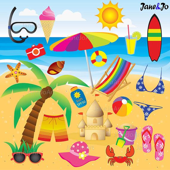 Beach clipart beach party.  off sale free