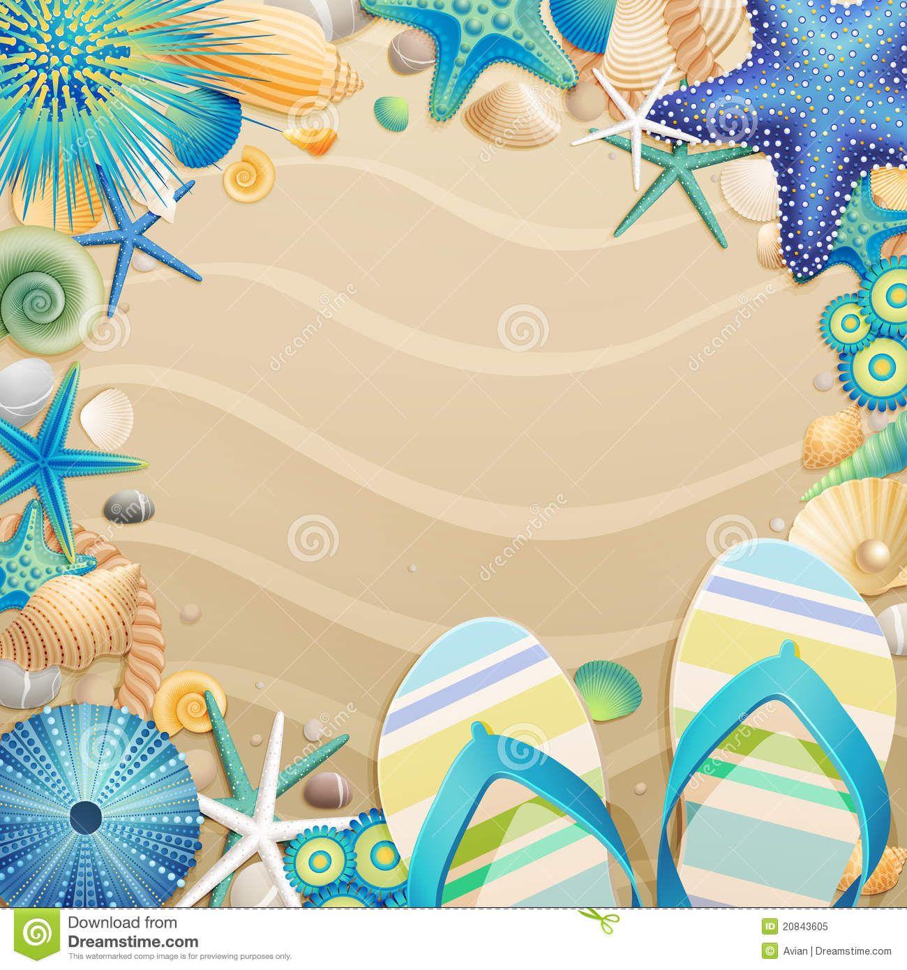 Free images of flip. Beach clipart beach theme