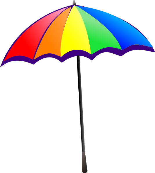 Clipart umbrella gambar. Closed beach