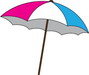 Free image weather illustrationo. Beach clipart beach umbrella