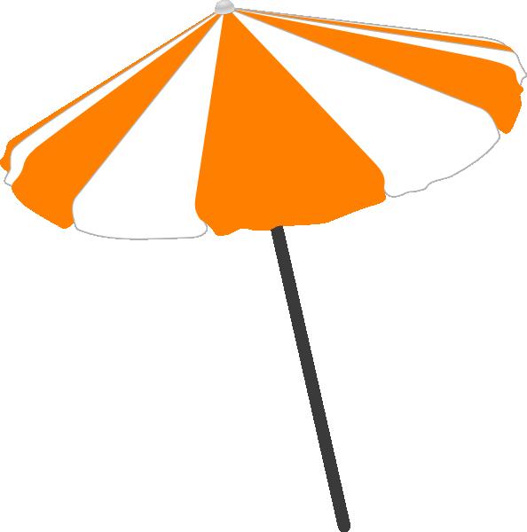 Clipart umbrella vector. Beach clip art at