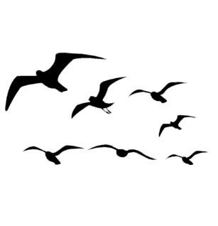 Beach clipart bird. Cool ideas seagull wall