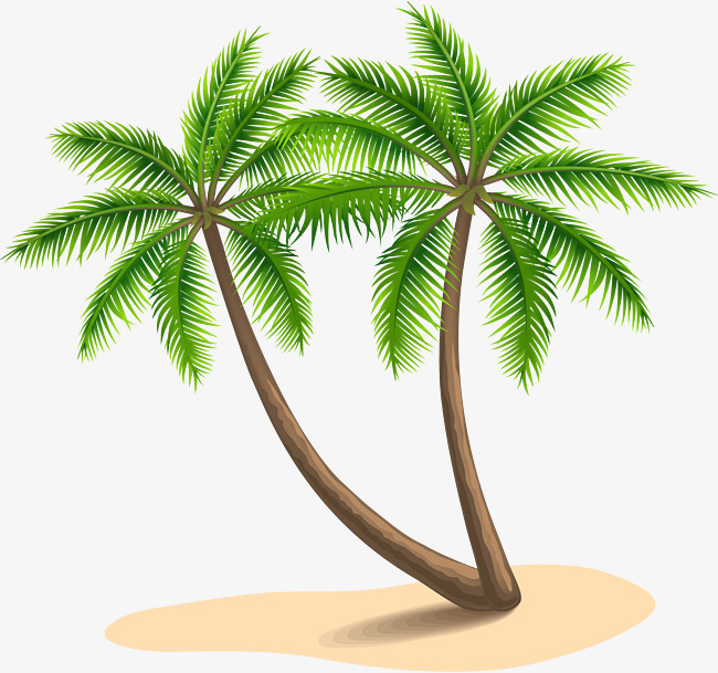 Beach Clipart Coconut Tree Beach Coconut Tree Transparent Free For