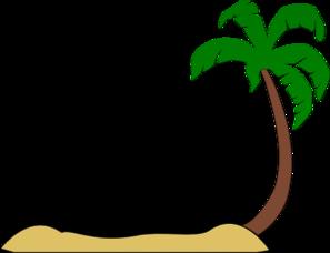 Palm clip art at. Beach clipart coconut tree