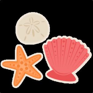 Beach clipart cute. Ocean miss kate cuttables