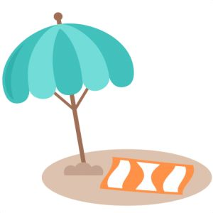 Free cliparts download clip. Beach clipart cute