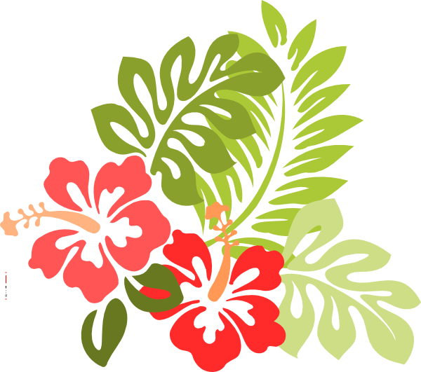 Beach clipart flower. Flowers