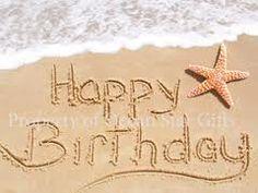 Beach clipart happy birthday. Google search pinterest