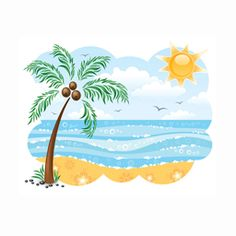 Beach clipart logo. Chair clip art umbrella