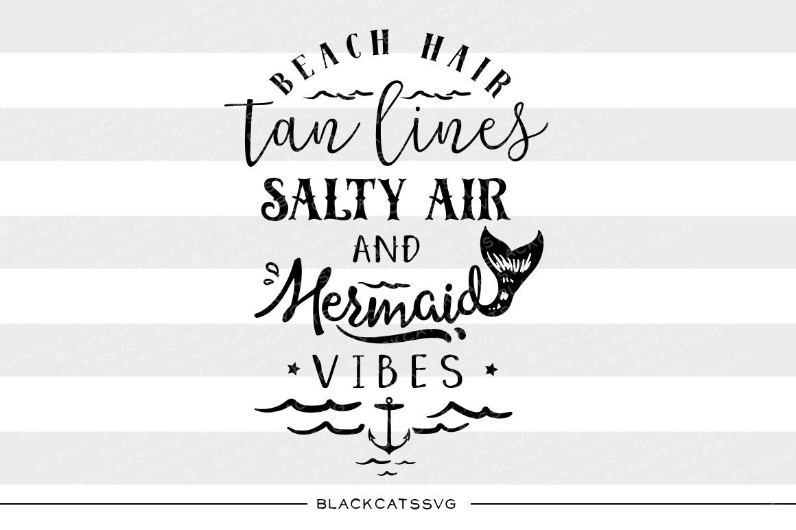 Hair tan lines salty. Beach clipart mermaid
