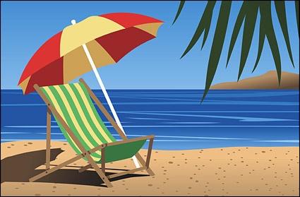 Skrabo financial services planning. Beach clipart retirement
