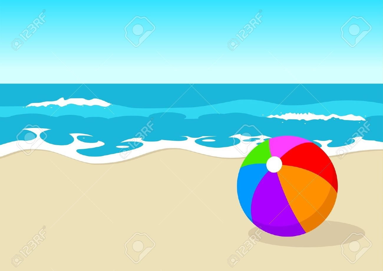 Best of scene collection. Beach clipart scenery