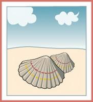 Beach clipart seashell. Free seashells clip art