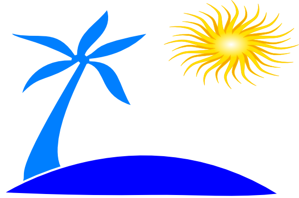Free background download clip. Beach clipart vector