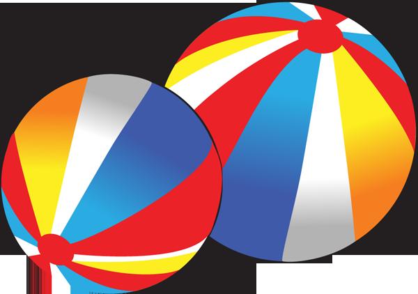 Beachball clipart 2 ball. Beach clip art image