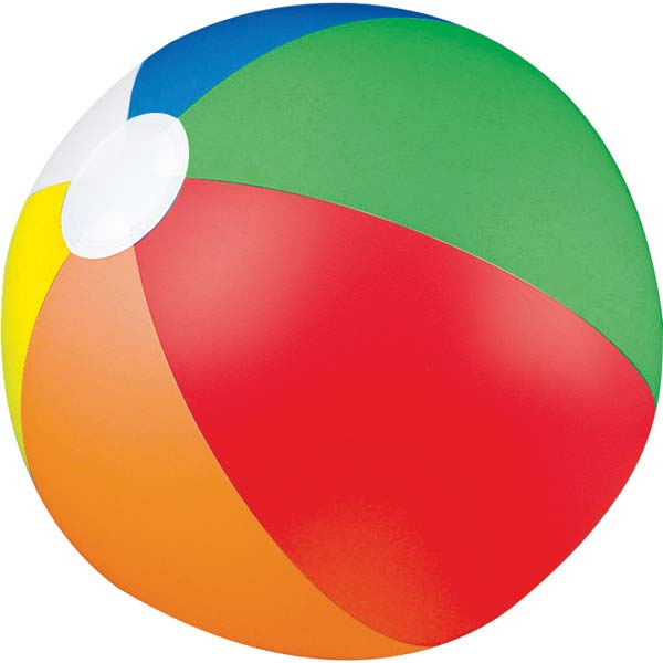 Free beach ball clip. Beachball clipart