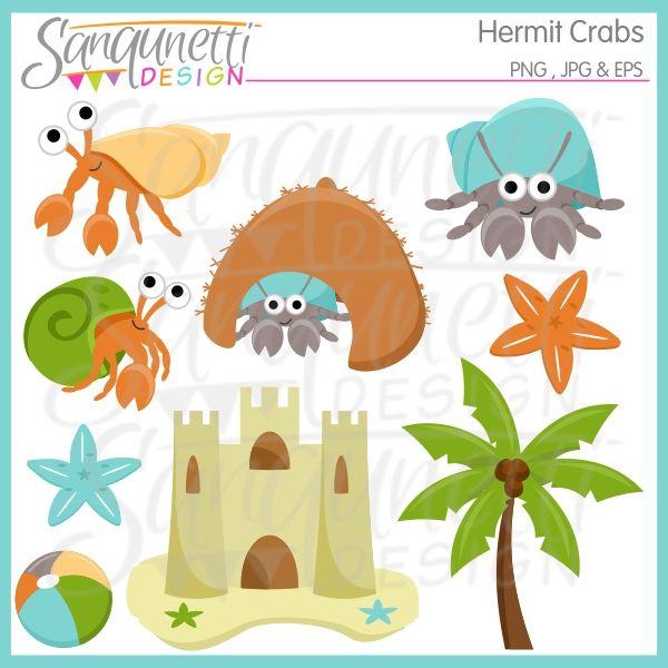 Beachball clipart animal. Hermit crab beach ball