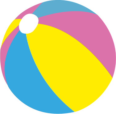 Beachball clipart baby ball. Photographs of babies and