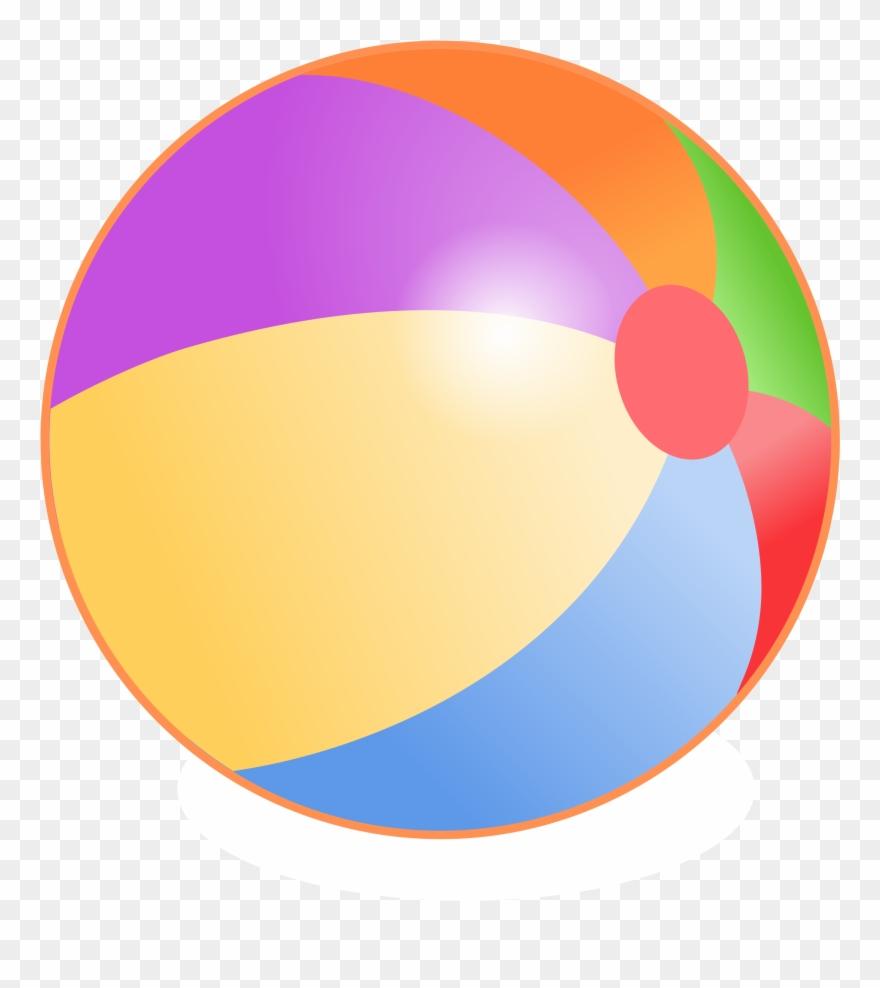 Beachball clipart baby ball. Man clip art beach