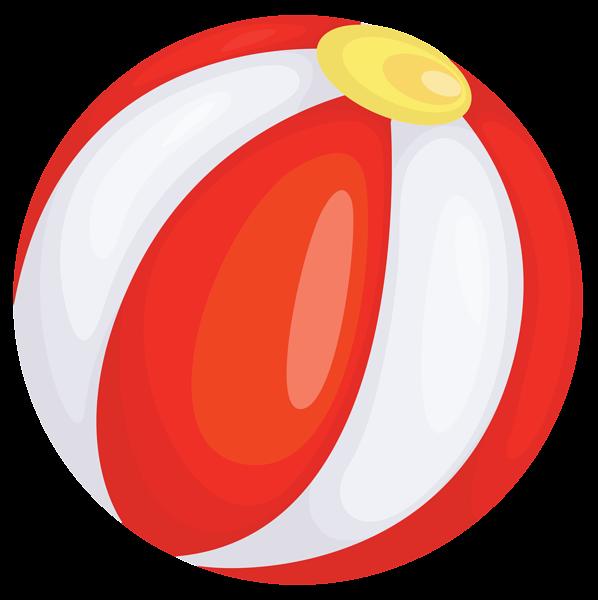 Beachball clipart bal. Beach ball sunny element