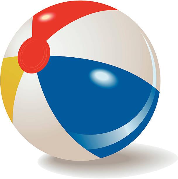 Beachball clipart bal. Beach ball explore clipartpen