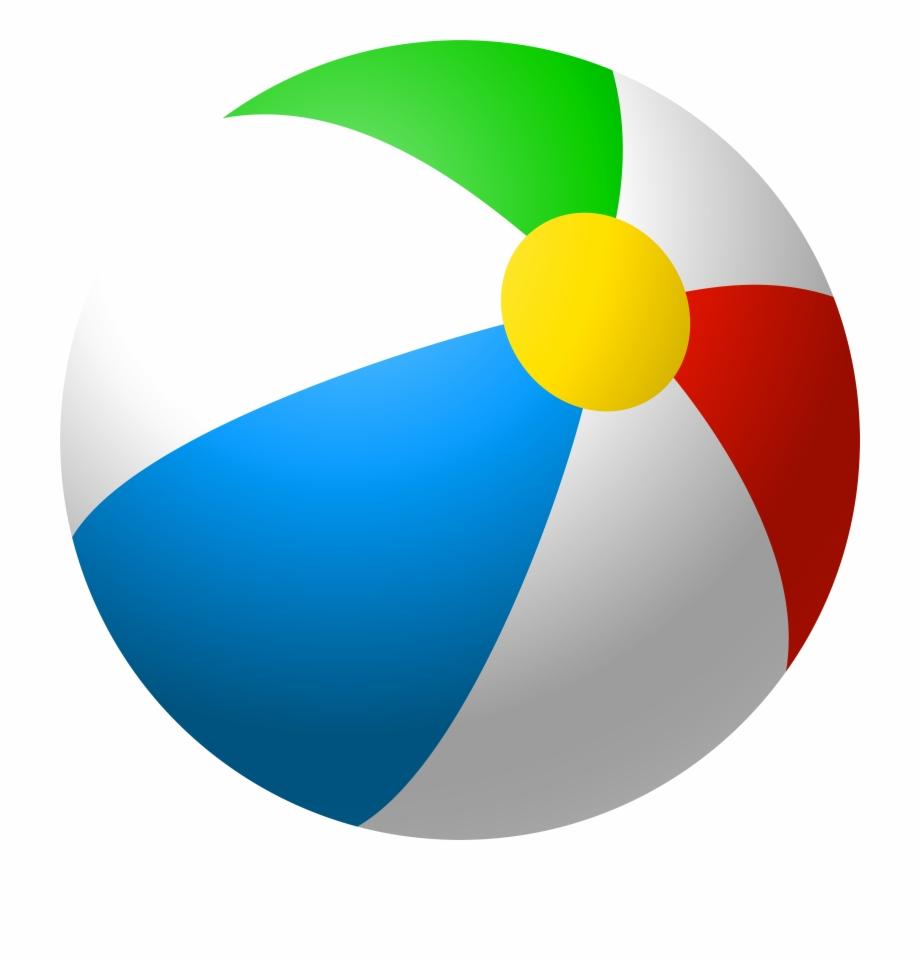 Beachball clipart balll. Beach ball png free