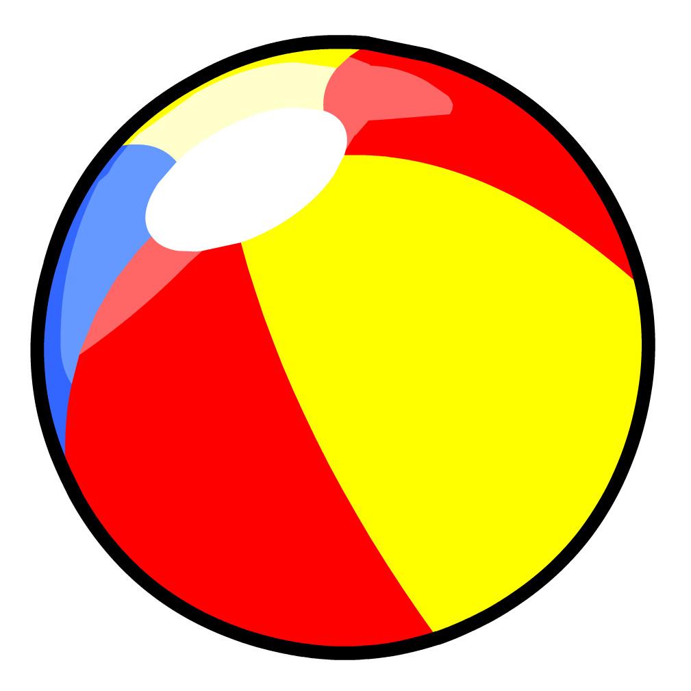 Beach ball image clipartix. Beachball clipart balll