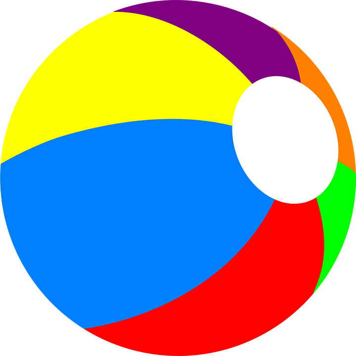 The theory dailyoptician apr. Beachball clipart beach ball