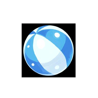 Image ball render png. Beachball clipart beach gear