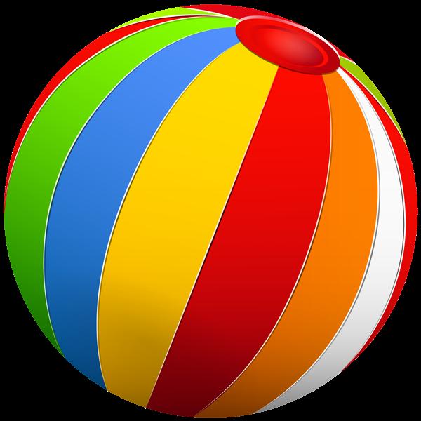 ball clipartlook. Beachball clipart beach item