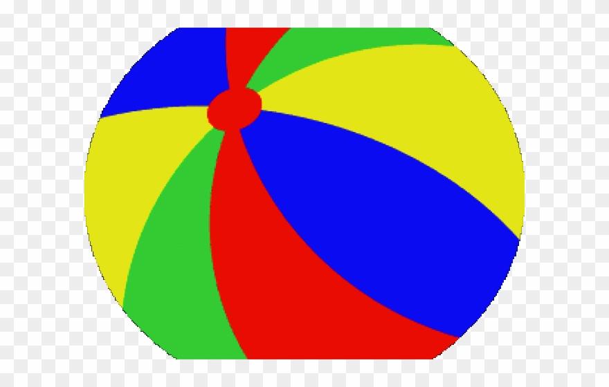 Ball circle png download. Beachball clipart beach theme