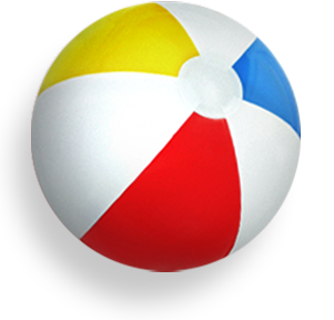 Ball png transparent images. Beachball clipart beach theme