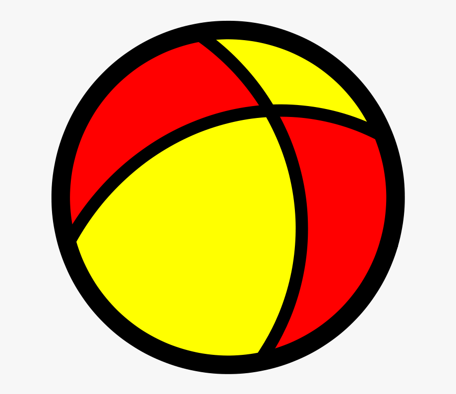 Tennis balls beach ball. Beachball clipart circle object