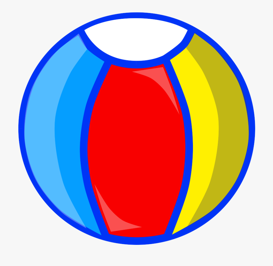 Strive for the million. Beachball clipart circle object