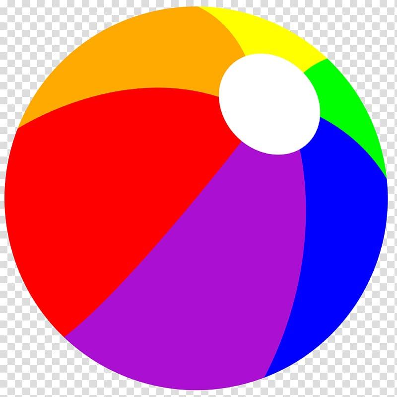 Multicolored beach ball balls. Beachball clipart circle thing