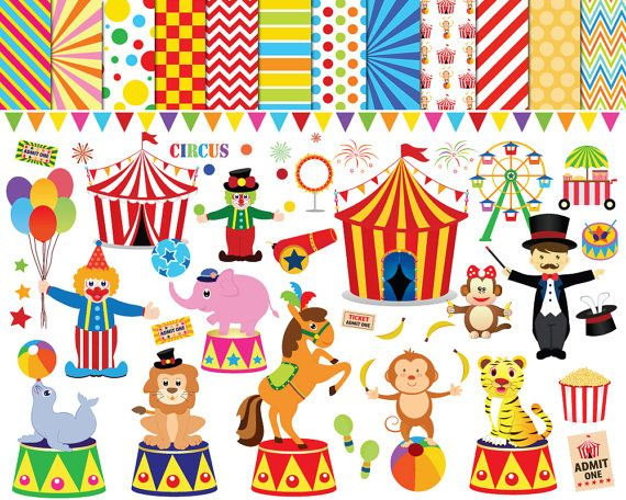 best images on. Beachball clipart circus