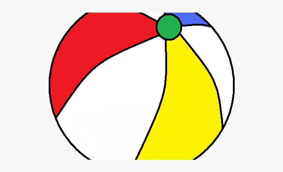 Beachball clipart clip art. Beach ball ballblack