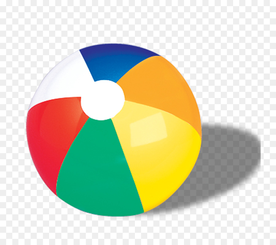 Beachball clipart colored ball. Beach color game volleyball